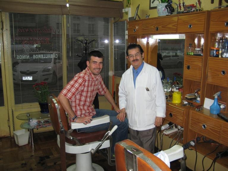 perruquer Santiago de Chile