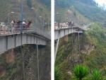 puenting Equador