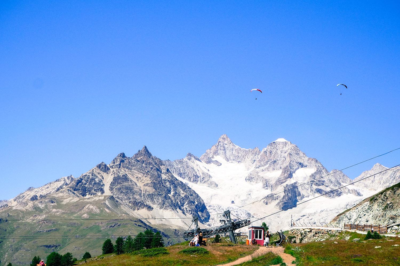 Sunnegga - Zermatt