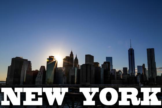 5 dies a Nova York, la gran ciutat