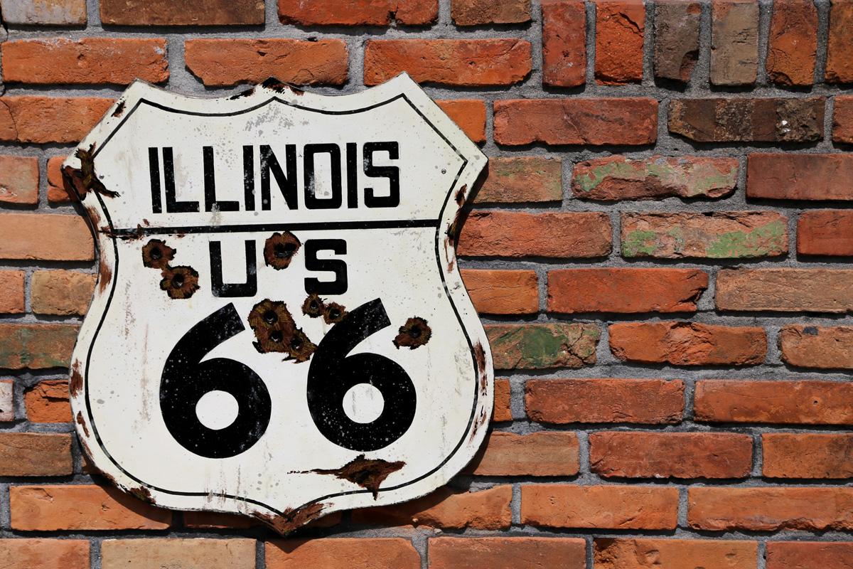De Chicago a Utah i Ruta 66