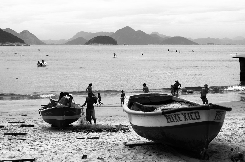 Rio de Janeiro en Blanc i negre
