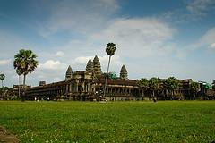Els temples d'Angkor Wat, Cambodja
