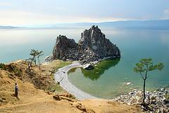 Transiberià Irkutsk i llac Baikal Rússia
