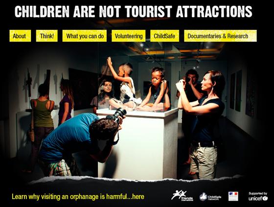 Turisme d'orfenats?