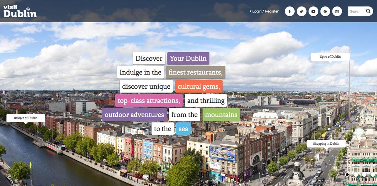 12 activitats per fer a Dublín aquesta primavera