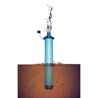 Filtre d'aigua personal per a viatges