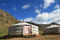 Transiberià Mongòlia