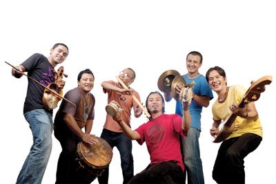 Kutumba, música de Nepal