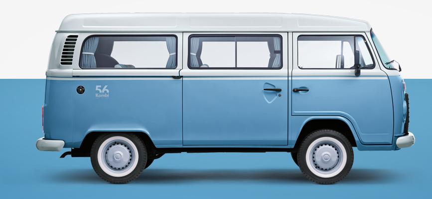 Els últims dies de la Kombi VW