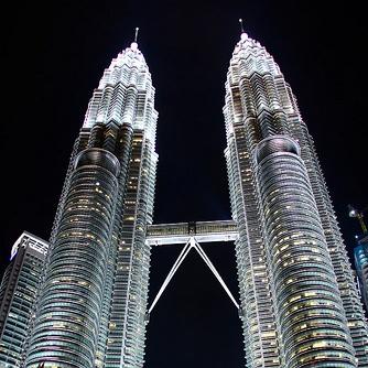 Kuala Lumpur, Malàsia en timelapse
