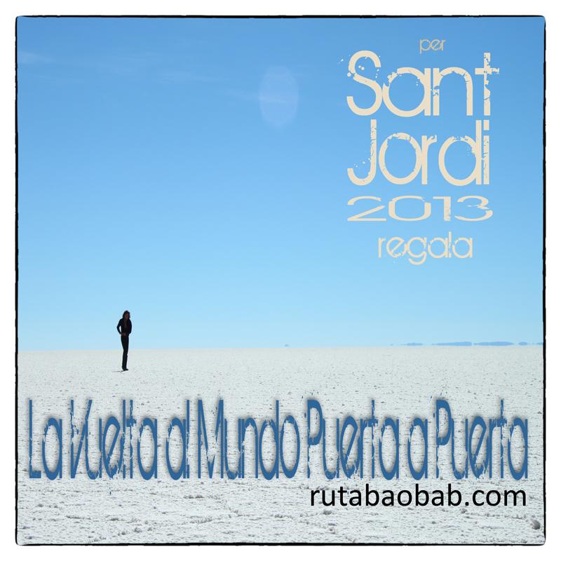 Sant jordi Rutabaobab