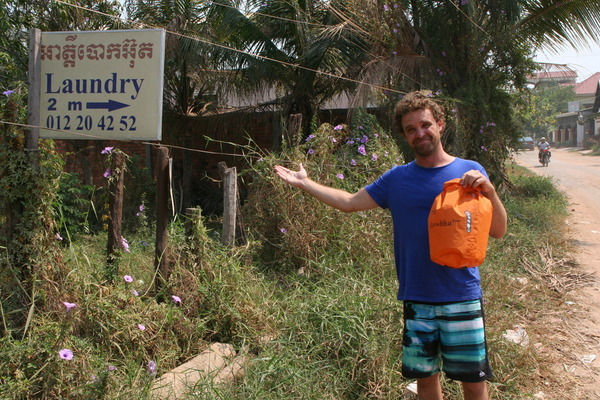 Rentar la roba viatjant pel món