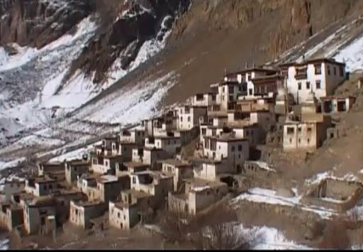 Viure a 4000 m. d'alçada, Ladakh